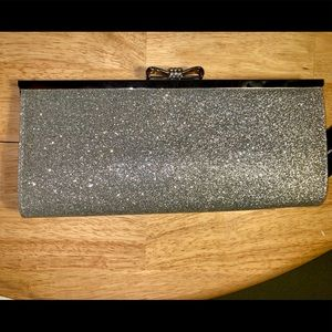 I.N.C Bling Shiny Wedding Evening Clutch BNWTS